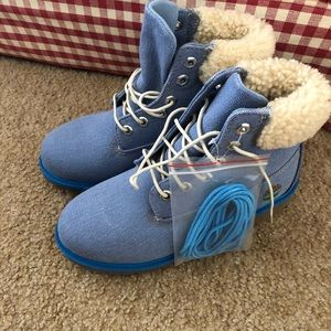 Timberland & Just Don Collaboration Booties